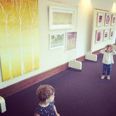 Art show Jana's work on show