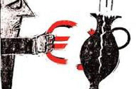 Δημοσκόπηση του πρακτορείου Bloomberg για την βιωσιμότητα του ελληνικού χρέους, βγάζει ότι κατά 62% είναι «πολύ πιθανή» η χρεοκοπία της χώρας μετά τις γερμανικές εκλογές, ενώ μόλις το 31% των ερωτηθέντων θεωρεί «καθόλου πιθανή» την κατάρρευση της Ελλάδας.   Read more: http://rizopoulospost.com/to-xryso-ths-katarrefshs-sthn-ellada-apo-to-bloomberg/#ixzz2ely95zCm  Follow us: @Rizopoulos Post on Twitter | RizopoulosPost on Facebook #Greece #economy
