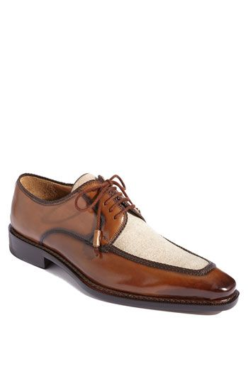 Mezlan 'Petrolo' Oxford available at Nordstrom