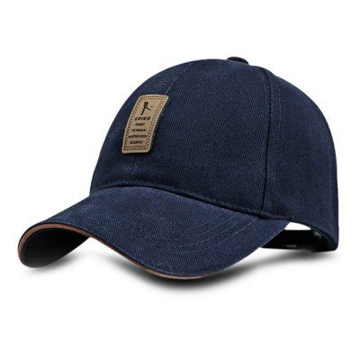 Just US$2.99, buy Men Cotton Baseball Hat online shopping at GearBest.com Mobile.