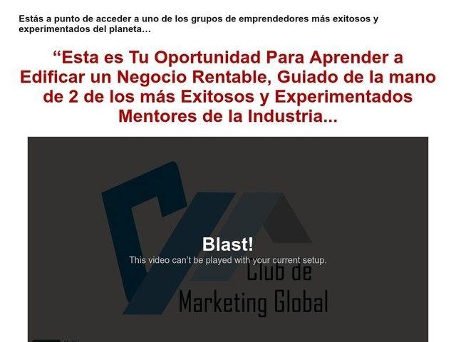 Club De Marketing Global Por Alvaro Mendoza Y Benlly Hidalgo