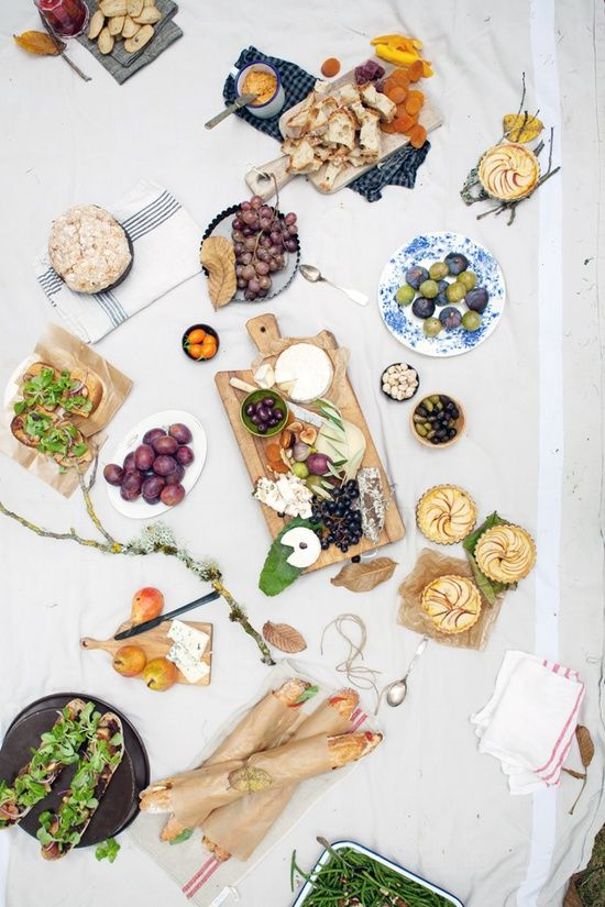 The perfect summer spread!