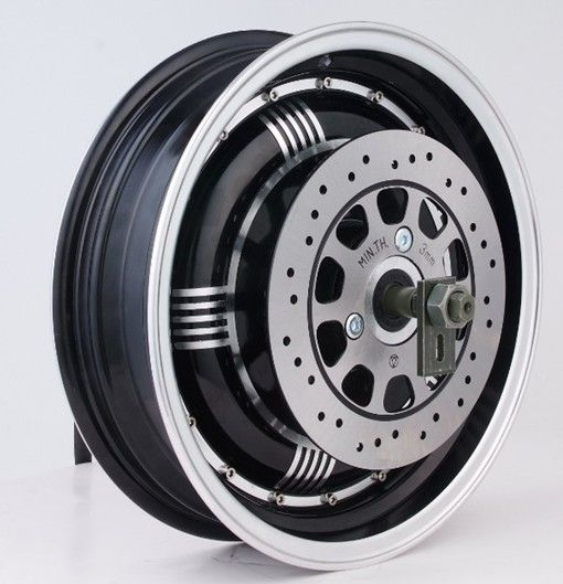 China 3000W-5000w Brushless Hub Motor for Electric Scooter - China electric bike, electric motorcycle