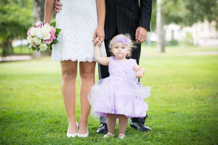 Brudnäbb, lila, sommar, bröllop