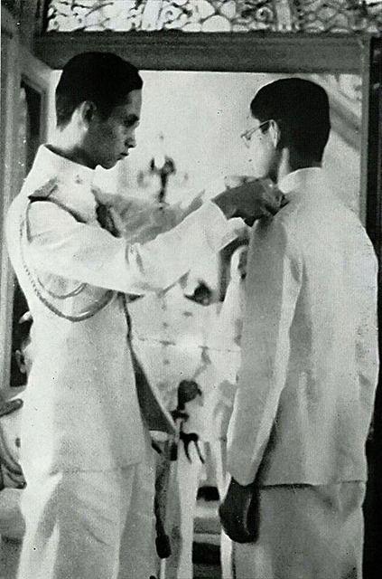 รัชกาลที่8 และรัชกาลที่ 9 l King Rama Vlll and King Rama IX of Thailand.