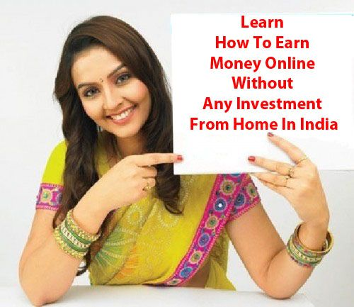 Earn money online without any investment from home in India.Data Entry,Home Typing,Paid Survey,Email Processing,PDF to Word,Ad Clicking,Ad Posting Jobs.Free
