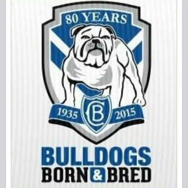 Canterbury Bankstown Bulldogs #NrlBulldogs #Belmore #Bulldogs
