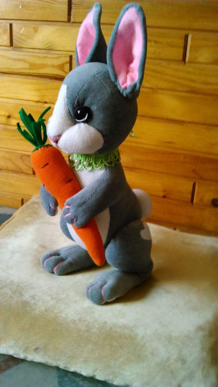 An Easter guest :). Handmade by Alina Wodzińska.