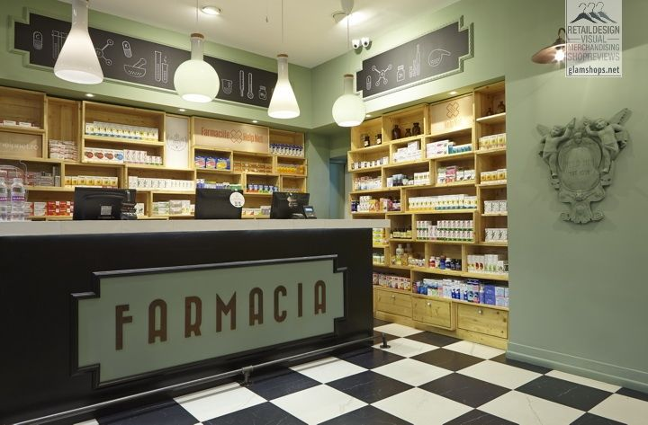 Farmacia Concept Store by Omid Ghannadi, Bucharest – Romania » Retail Design Blog