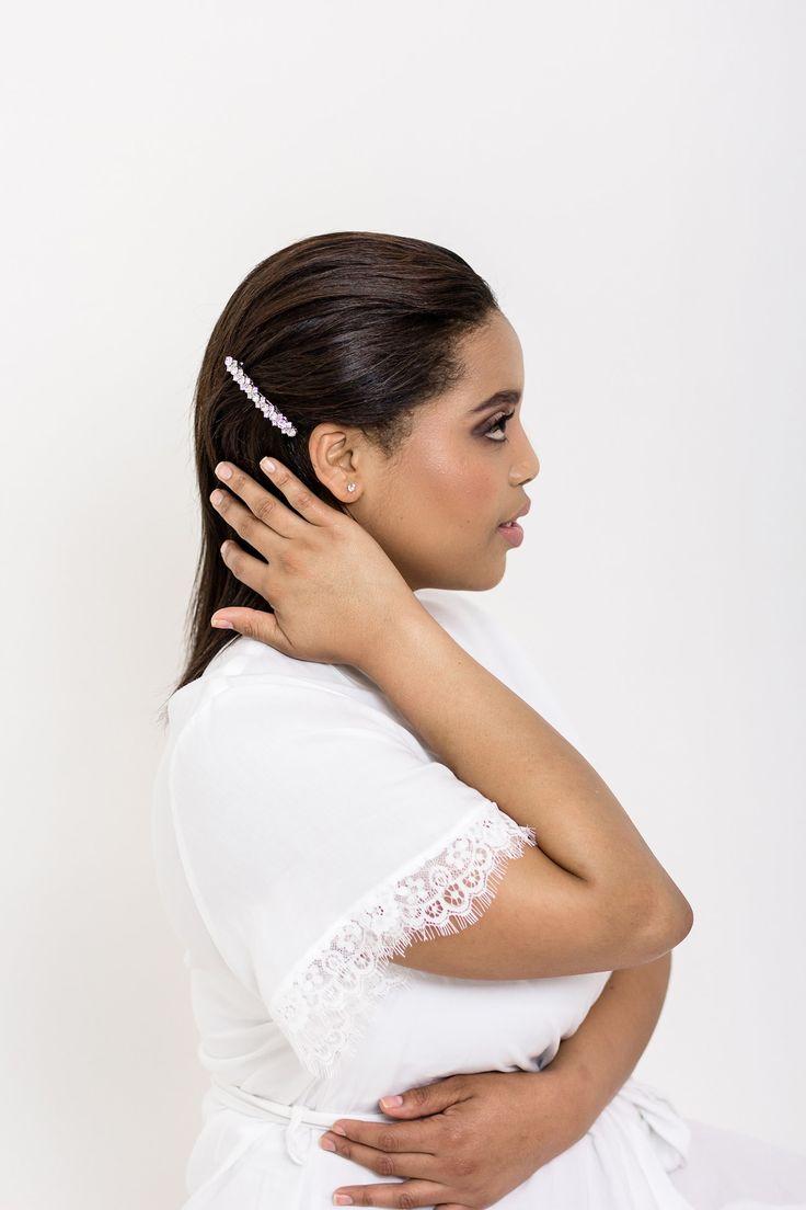 391 best Lovely Wedding Hair images on Pinterest | Flower hair pieces