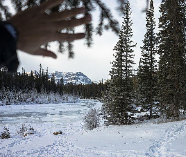 C R E S C E N T #photography #travel #outdoor #winter #adventure