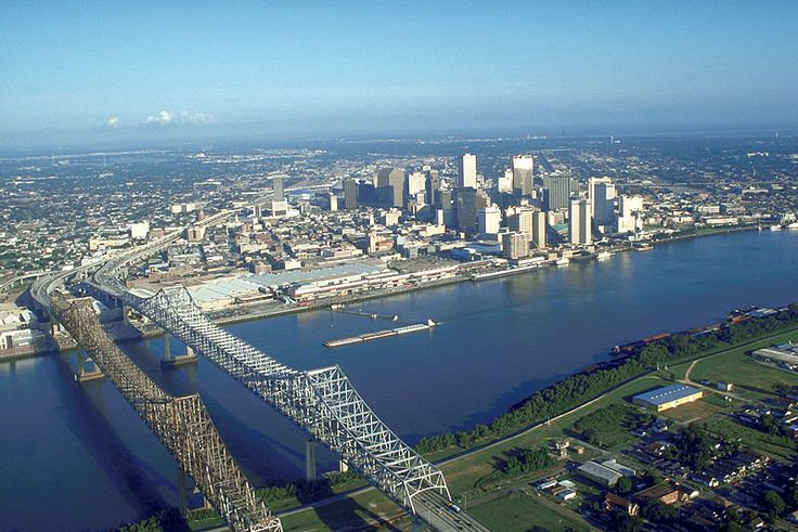 New Orleans Louisiana Largest City | New Orleans