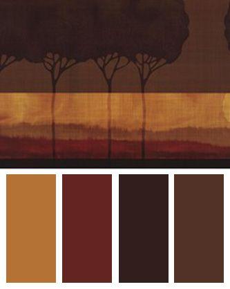 Farb-und Stilberatung mit www.farben-reich.com Fall Color Palettes