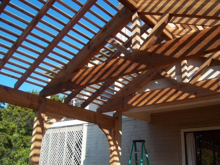 Plans To Build Gable Pergola Plans Pdf Download Gable