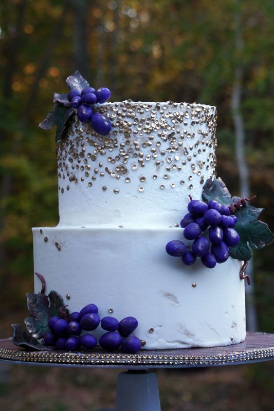 Aged to perfection cake