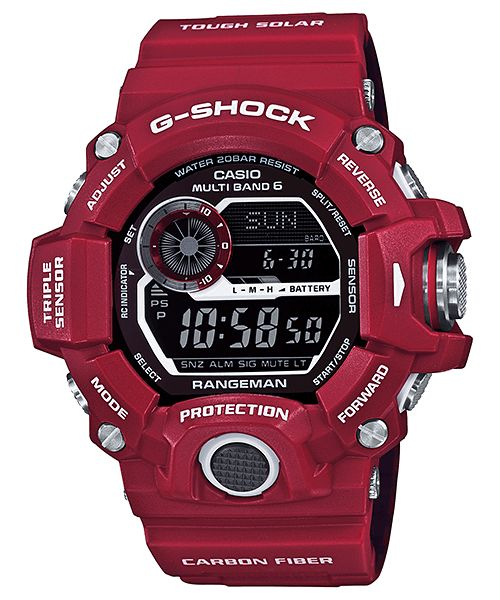 Casio G-Shock Rangeman GW-9400: All Models Released