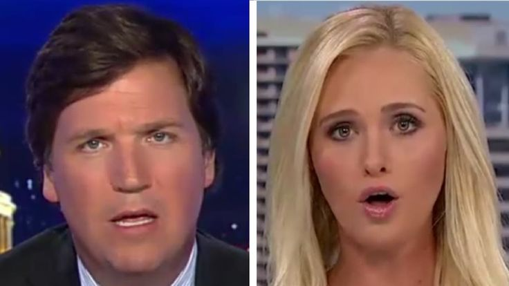 """That Video Is Appalling!"" Tucker and Tomi Lahren React to Evergreen Mad..."