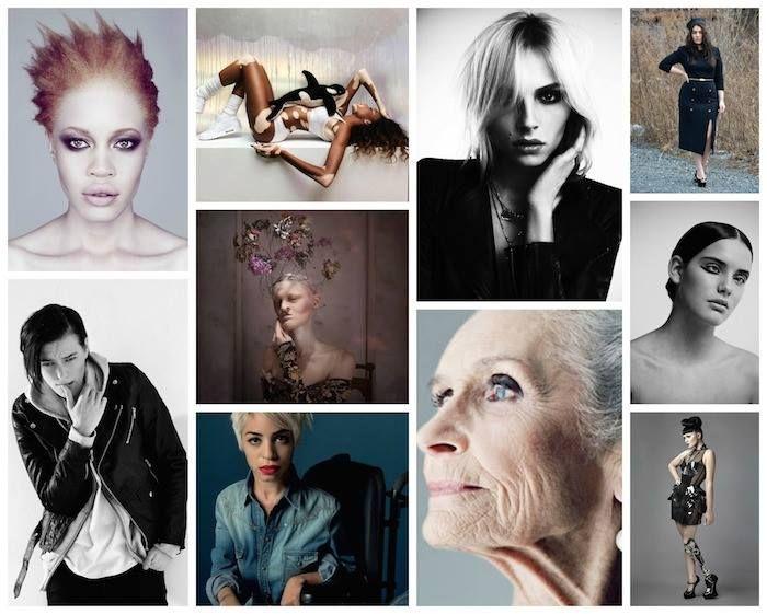 """10 Διαφορετικά Όμορφα Μοντέλα.  ...Αν και το """"τι είναι όμορφο""""  αποτελεί μια εντελώς υποκειμενική κρίση, το παράξενο και το """"ατελές"""" στη μόδα είναι μέρος της καθολικής ομορφιάς και θεωρείται ιδιαίτερα ενδιαφέρον. Η υποκειμενικότητα εξάλλου ορίζει τη διαφορετικότητα. Σε έναν κόσμο που έχει εμμονή με τα μοντέλα της Victoria Secret και θέλει να δείχνει αψεγάδιαστος είναι απορίας άξιο πως γίνεται και το διαφορετικό, το αντισυμβατικό γίνεται όχι απλώς αποδεκτό αλλά και όμορφο."""