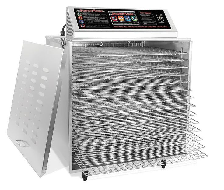 TSM D-14 Stainless Commercial Dehydrator $3,499.95