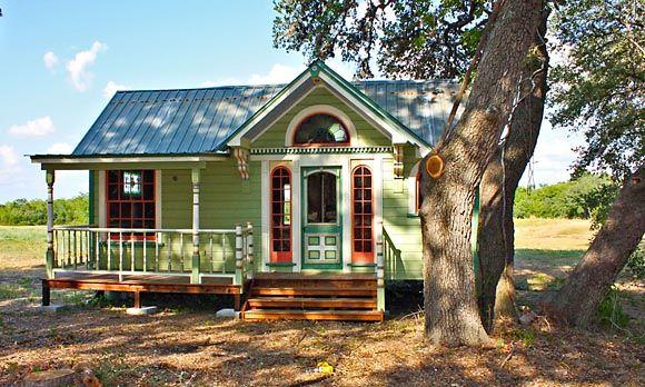 10 tiny houses you'll love big time (© Tiny Texas Houses)
