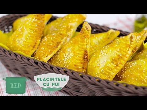 Reteta - Placintele cu pui | Bucataras TV - YouTube