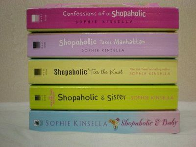 Shopaholic series: Worth Reading, Light Reads, Books Movies, Shopoholic Series, Shopaholic Series, Books Worth, Favorite Books, Books Tv Movies Music