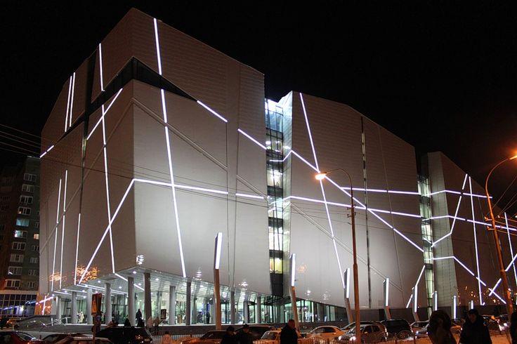 Shopping Mall, Vershina, Surgut (Siberia)