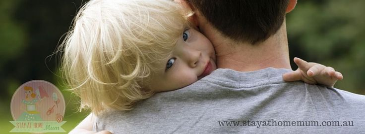 Stay at Home Mum Article 'When Daddy is Always Gone'