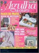 6 revistas para punto de cruz