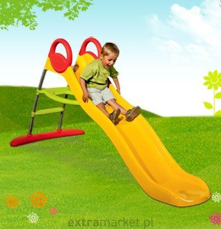 Zjeżdżalnia z natryskiem wodnym bezpieczna - Smoby http://extramarket.pl/zabawki,-art-niemowlece-zabawki-ogrodowe-zjezdzalnia-z-natryskiem-wodnym-bezpieczna-smoby-o_l_603_729005.html