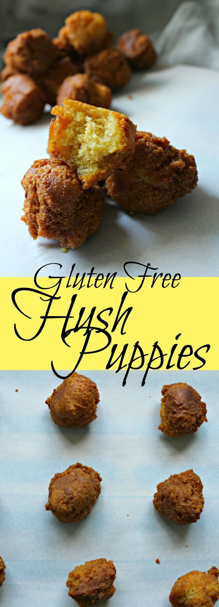 These amazing hush puppies are the same thing that you are served at seafood…