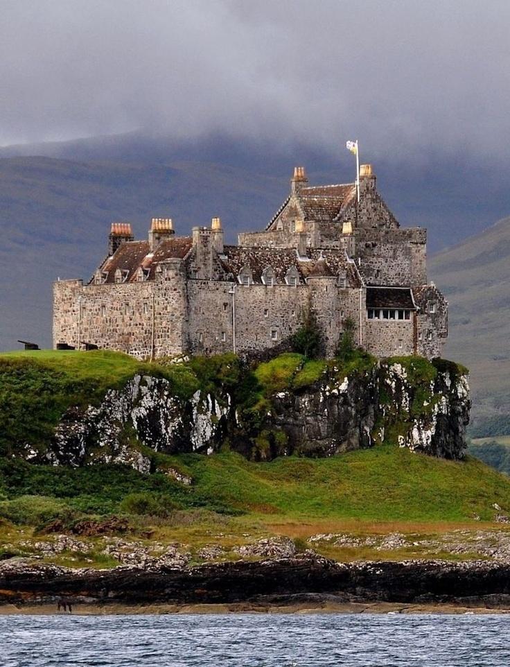 Castelo de Duart, Escócia
