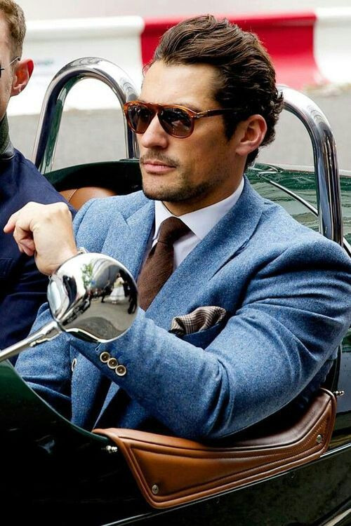 Modern gentlemen