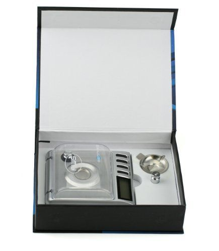 American Weigh Scales GEMINI-20 Portable MilliGram Scale 20 by 0.001 G