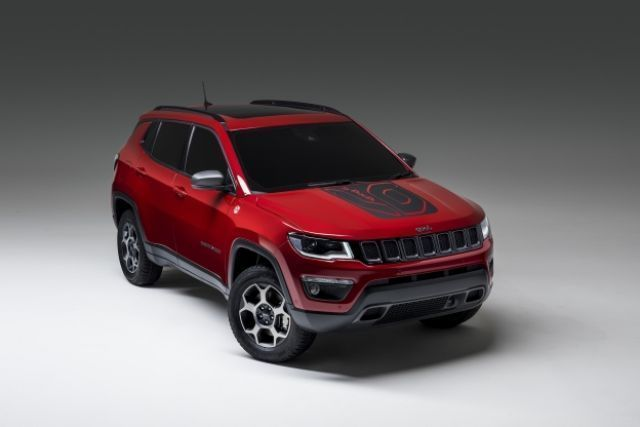 2020 Jeep Compass Phev Will Get Plenty Of Techs Vehiculos Modelos