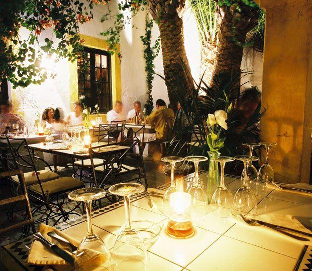 Restaurant La Brasa Ibiza. C/Pere Sala, 3 Talamanca. Tel: 971 301 202. www.labrasaibiza.com