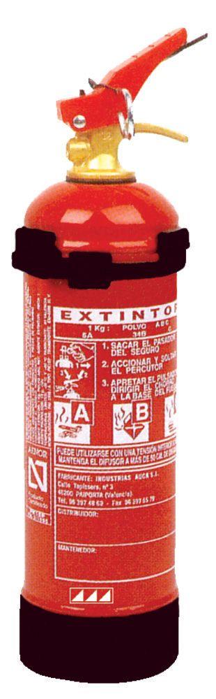 #extincteur 2 kg à poudre ABC homologué #NF EN.