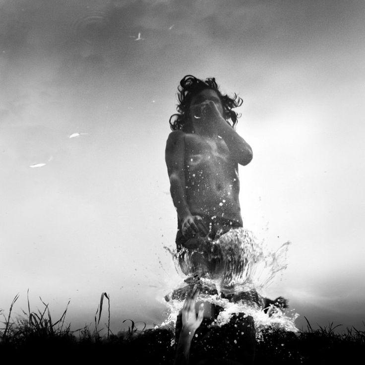 Reflexion autour du bassin :Alain Laboile Photographies