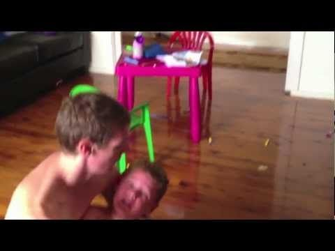 Autism - Calming a meltdown - YouTube