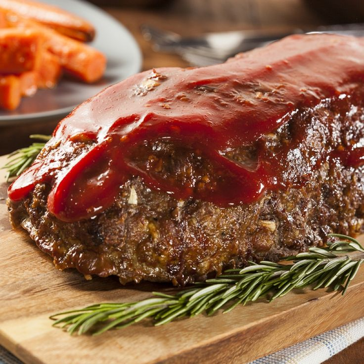 Easy small meatloaf recipe