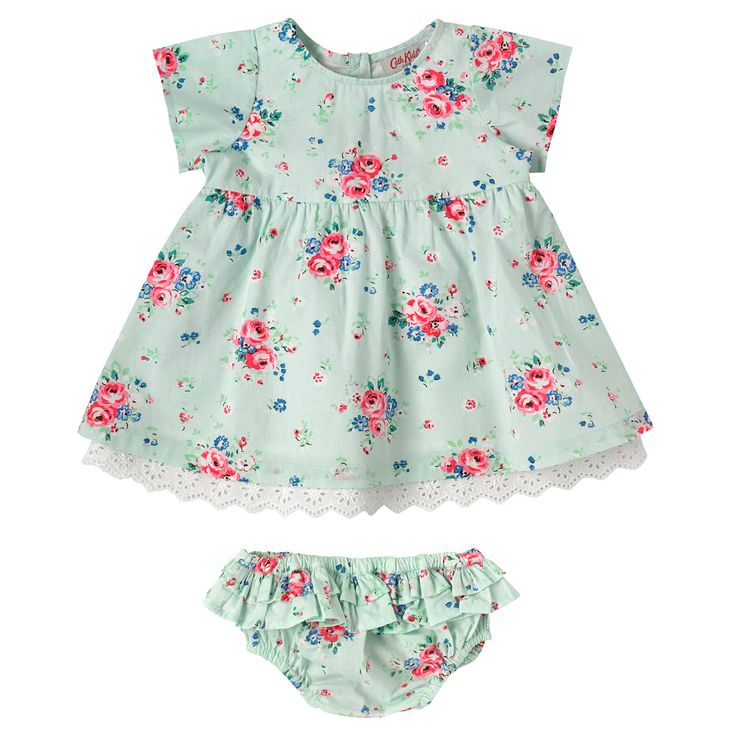 Notting Hill Rose Baby Dress & Brief | Cath Kidston |