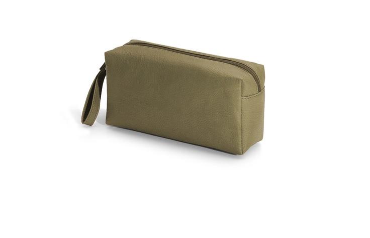 Giorgio Fedon Trousse Taupe Bag
