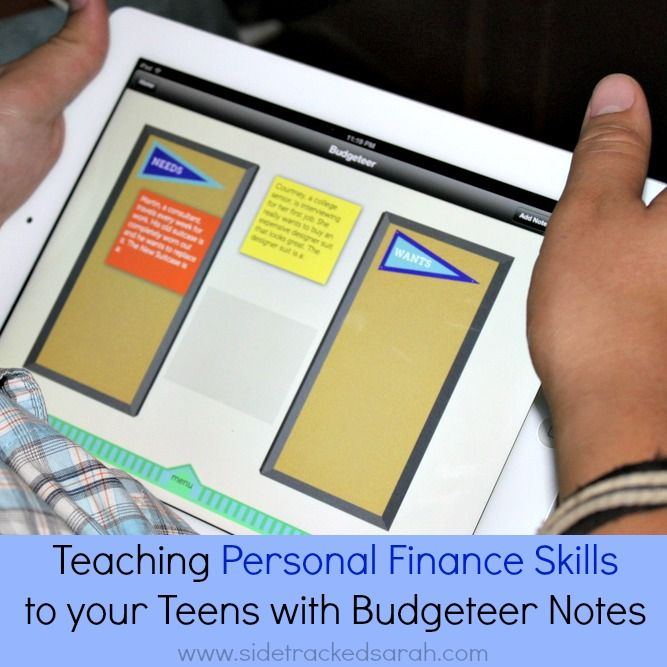 Teen Finances 27