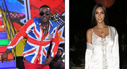 Ray J Boasts Of Sx Tape With Kim Again Within SECONDS Of Arriving On Celebrity Big Brother
