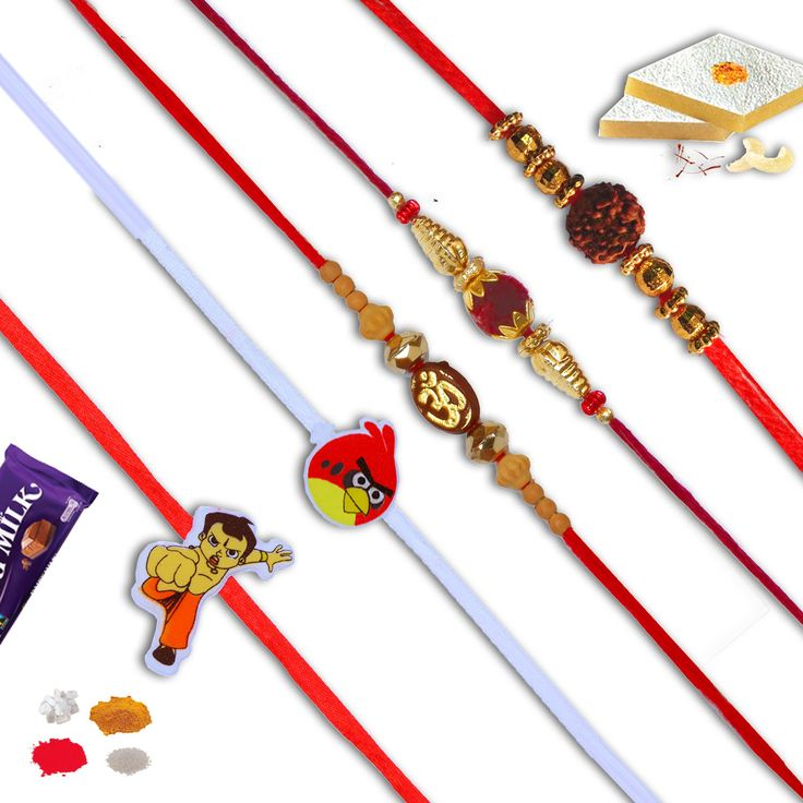 Set of five rakhi.combo of five different rakhis. #Rakhi #Gifts#Rakhiset #SendRakhi#OnlineRakhi#freeshipping#rakhitoindia#velvetrakhi#childrenrakhi#auspiciousrakhi#rudrakshrakhi