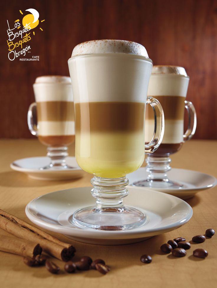 Capuchinos de sabores  #Café #Chocolate #Cajeta #Rompope #BebidaCaliente