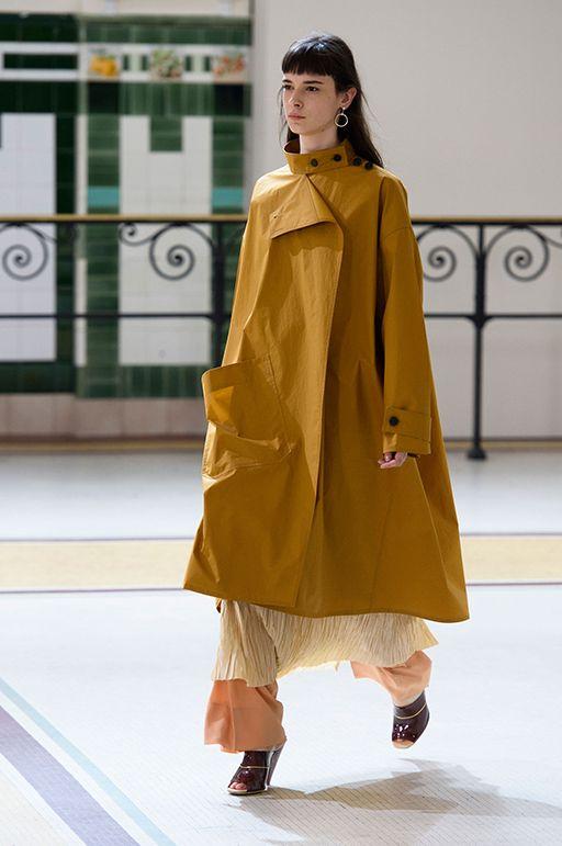 Парижская неделя моды: Lemaire, весна-лето 2017, Buro 24/7