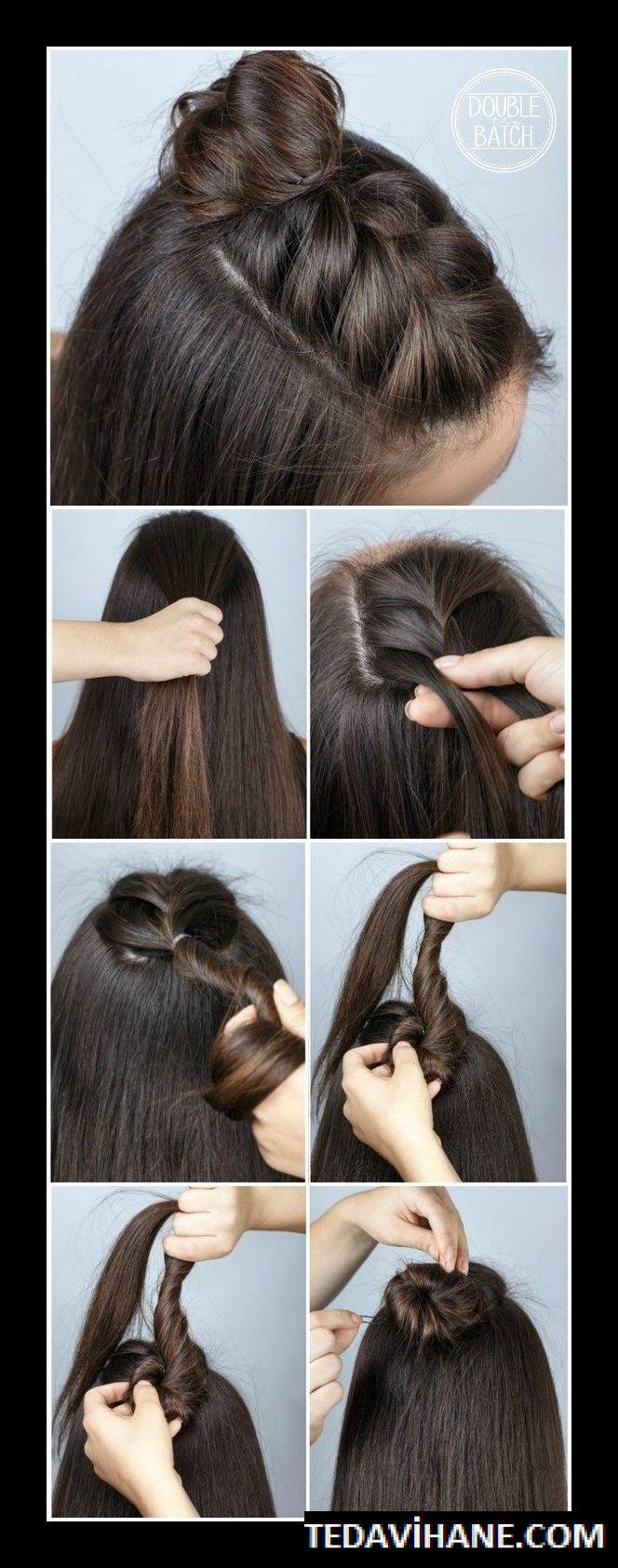 Styles de coiffure pour les écoles 22 Tutoriels de coiffure simples et rapides pour la rentrée scolaire