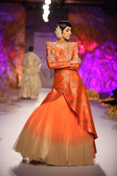 Beautiful piece by  Gaurav Gupta
