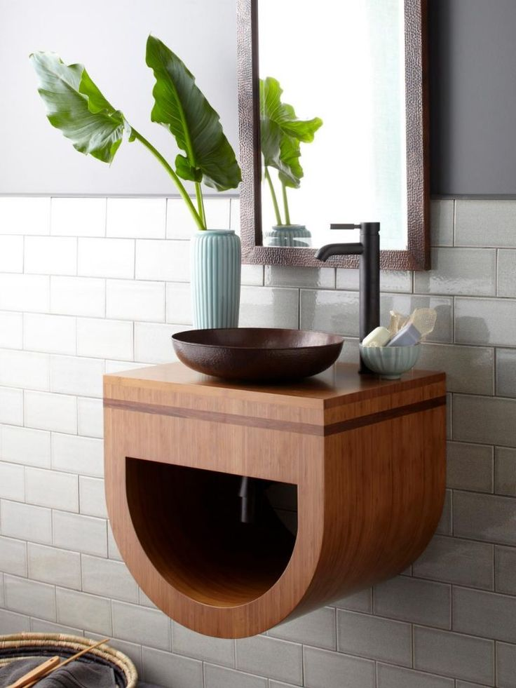 24+ creative and affordable decor for bathrooms | Sky Rye Design